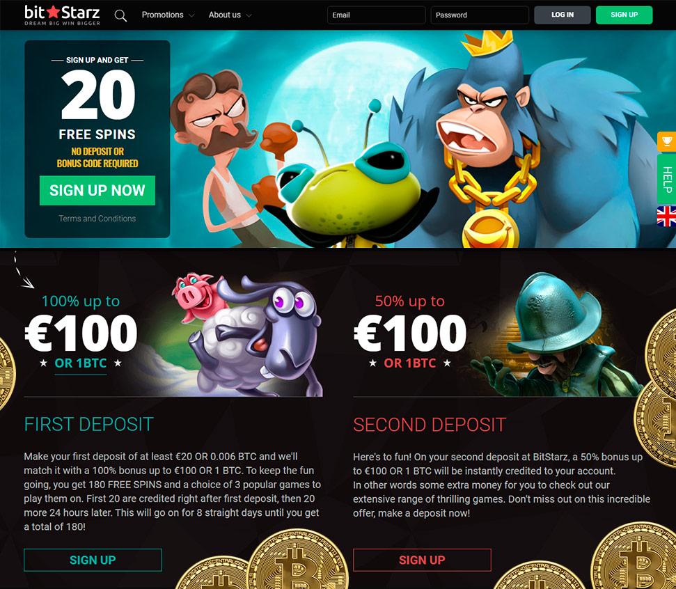 Bitstarz casino australia