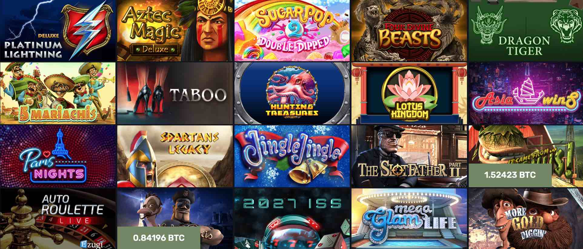 Is vegas bitcoin casino online real