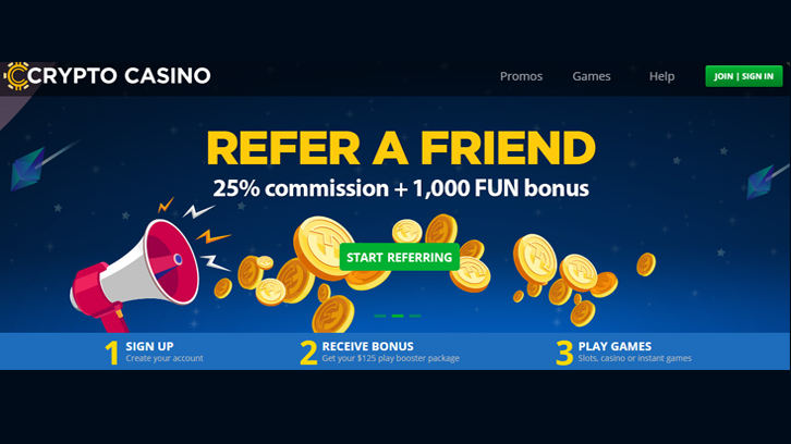 Crypto for sports betting